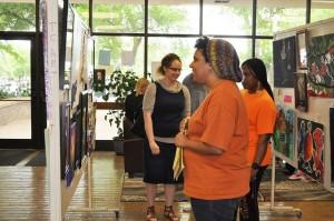 Student Art Show 2014