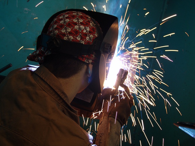 Welding different majors for college