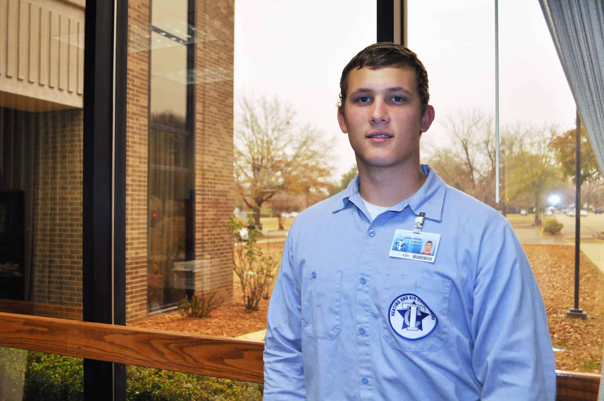 Student Spotlight: Zachary Mitchell