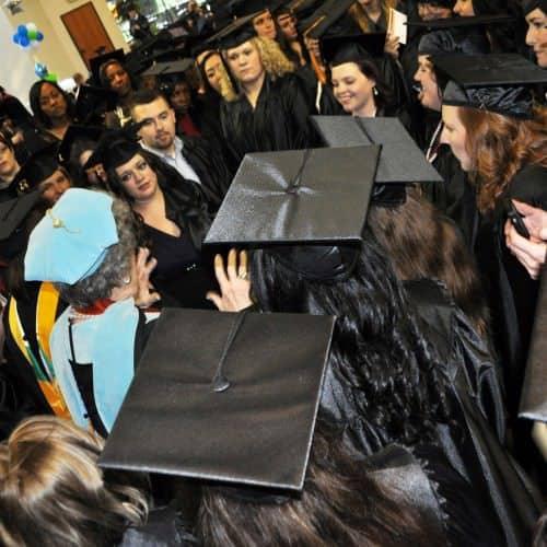 Graduation Photo Header