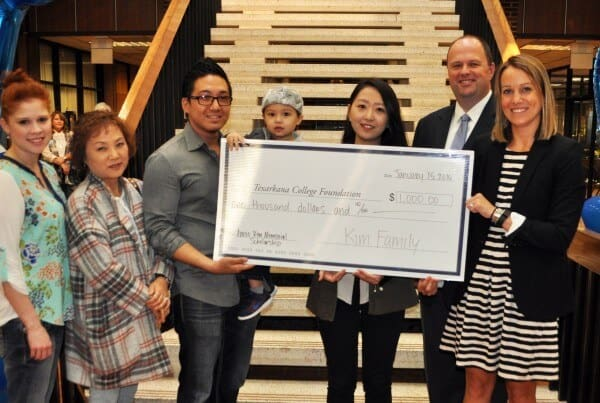 Kim Scholarship Presentation