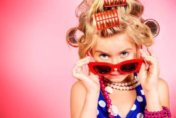 cosmo kids hair and nails