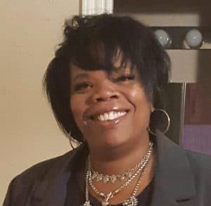 Lynette Jackson, Executive Director of Broken Leaf Transitional Housing