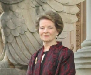 Dr. Beverly Rowe, coordinator of the SAGE program