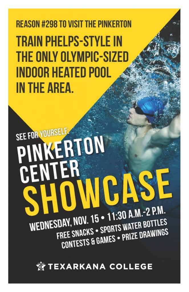 Pinkerton Open House Showcase