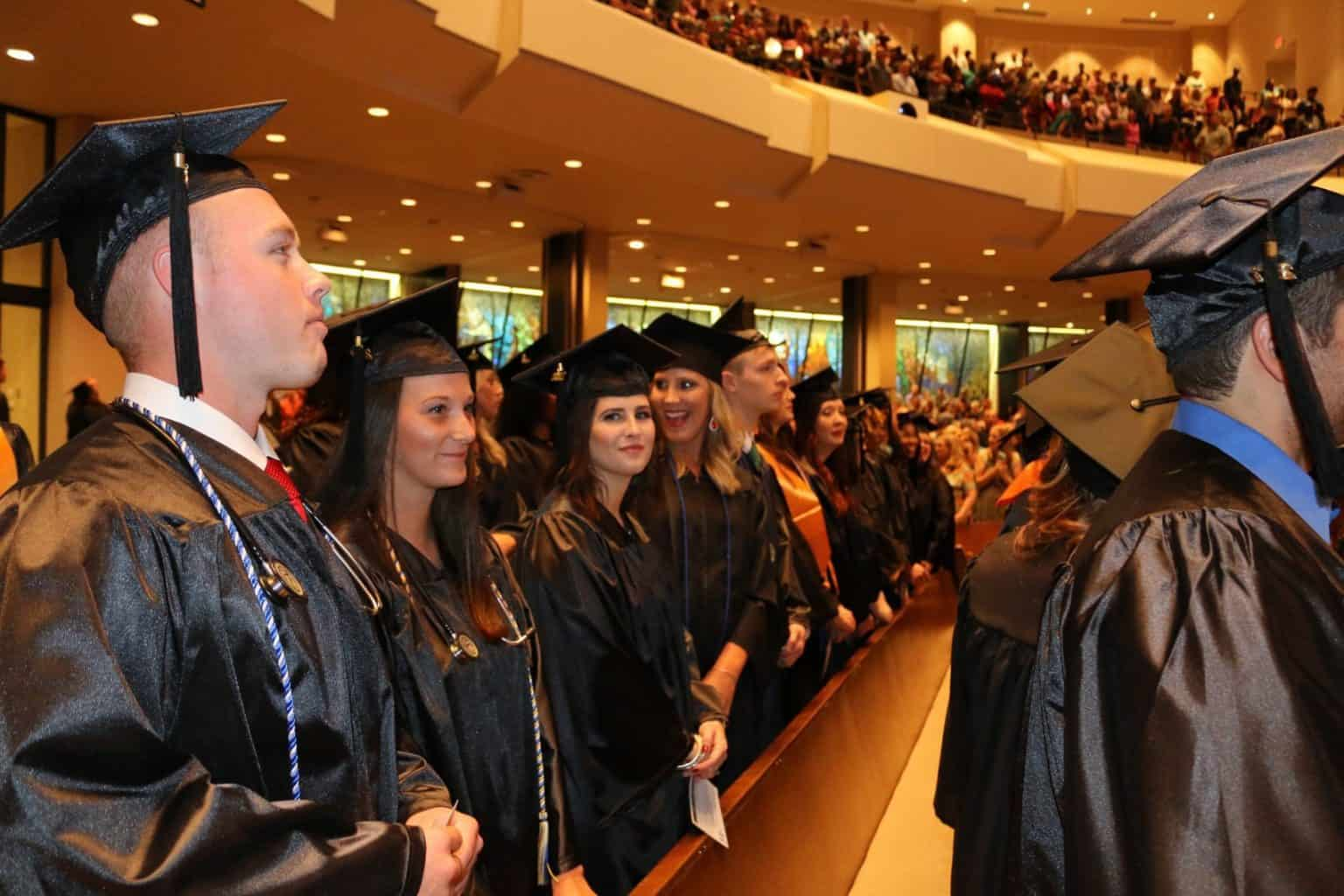 TC Commencement Ceremony Will Celebrate 2017 Summer and Fall Graduates on Monday, Dec. 18th
