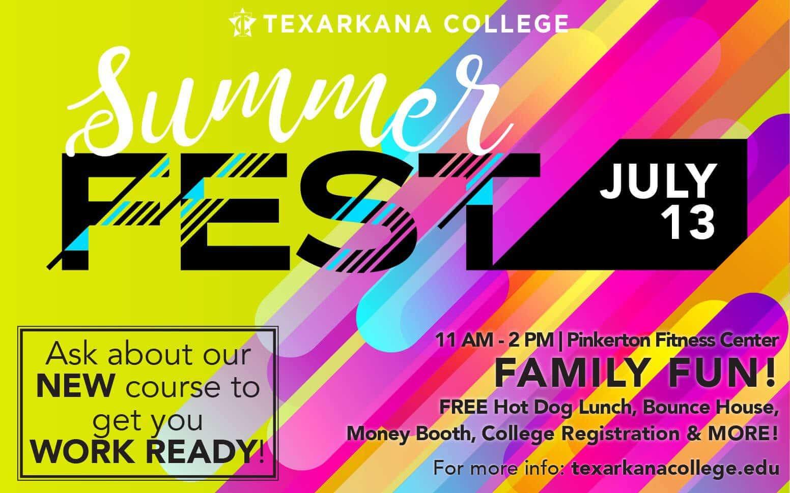 Summer Fest 2018 - July 13, 2018