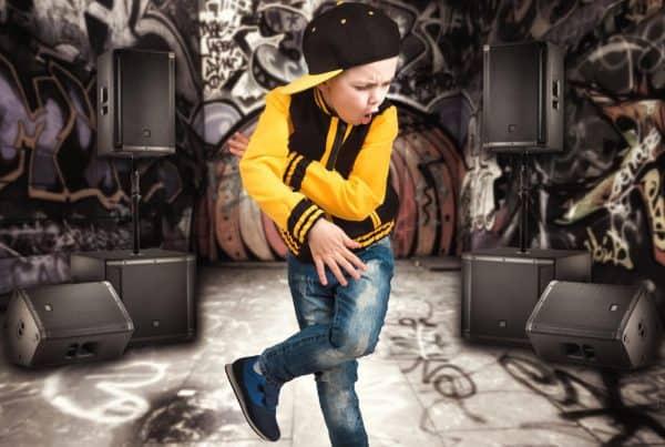 Kids Hip Hop Dance photo
