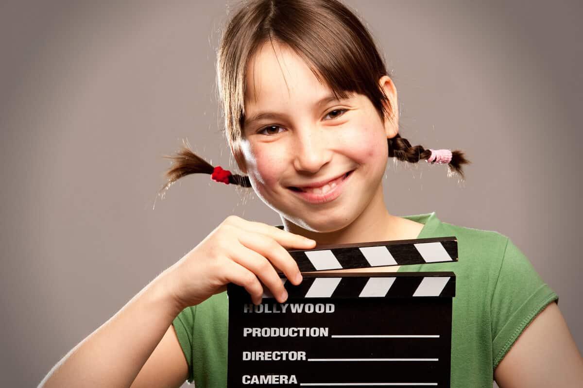 Filmmakers in action photos