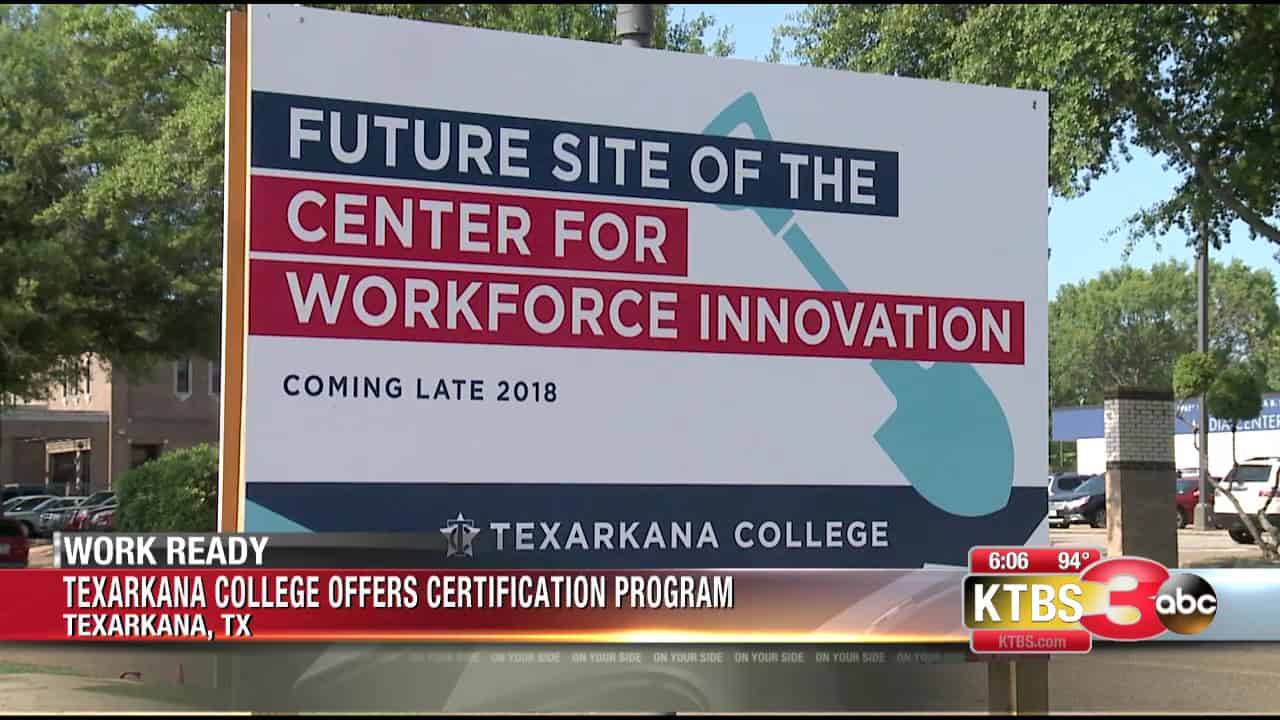 Texarkana College introduces new 16-week manufacturing certificate