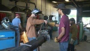 TC students in workforce programs.