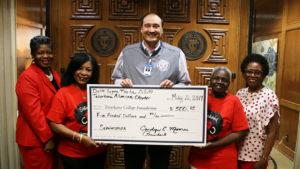 Delta Sigma Theta - Texarkana Alumnae Chapter Donation