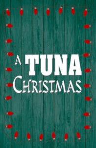 A Tuna Christmas poster