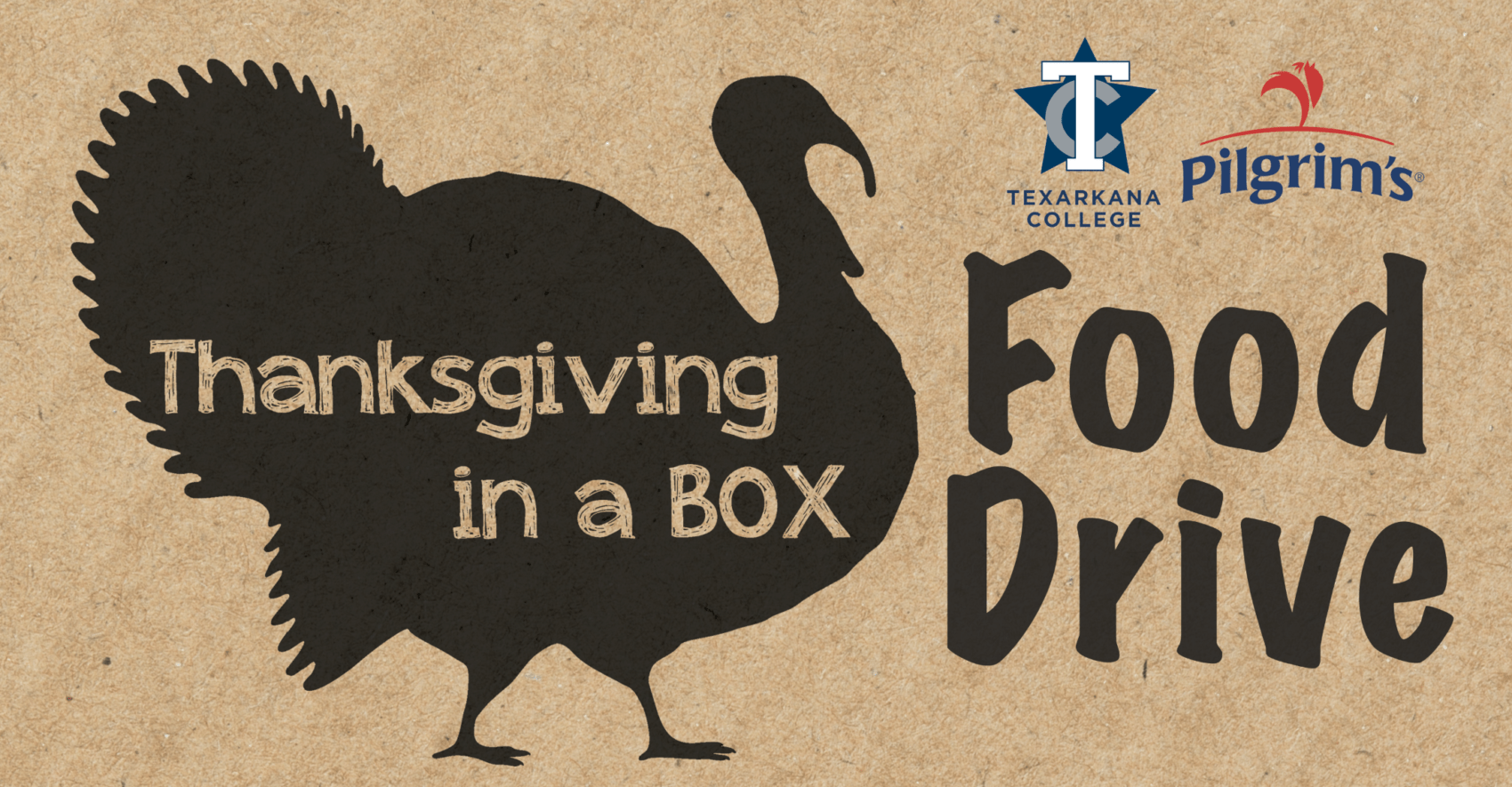 Thanksgiving in a Box – Food Drive