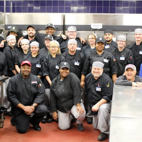 TC Culinary with Walk-On's Bistreaux & Bar management