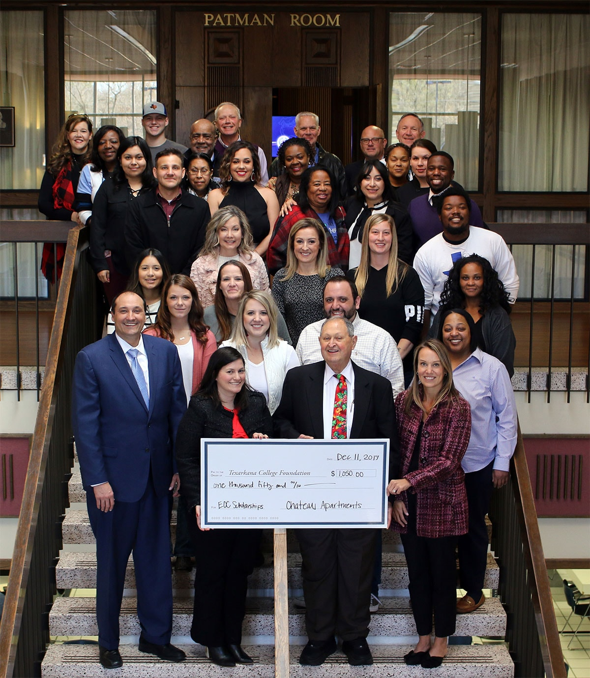 Texarkana College Foundation Receives Scholarship Donation from ERA Raffaelli Realtors