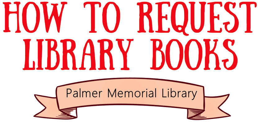 How to request library books