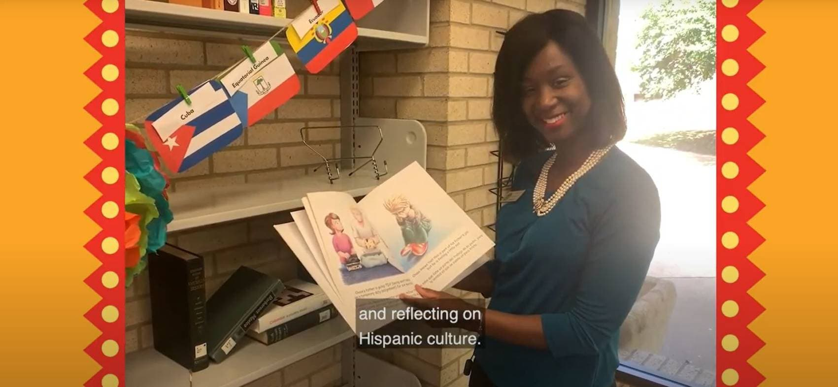 Hispanic Heritage Month: In the Palmer Library