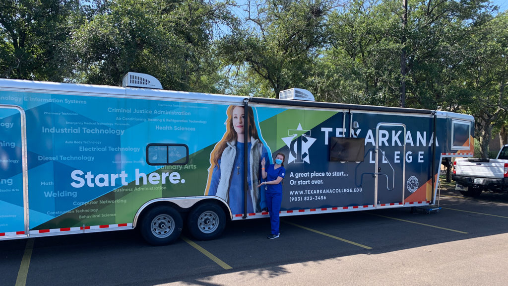 New TC Mobile Enrollment Center