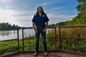 Texarkana College's Industrial Maintenance student, Spencer Eaton