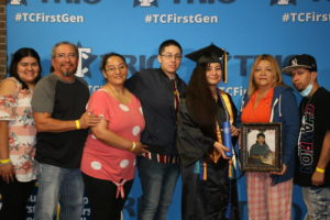 Christina Puente and Family