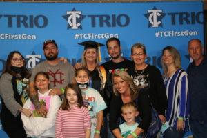Regenia Gardner and Family