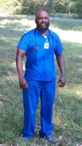 TC Nursing Student, Nate McClain