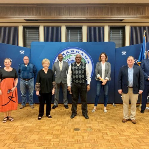 Board of Trustees, January 2021