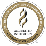 SACS Commission on Colleges seal